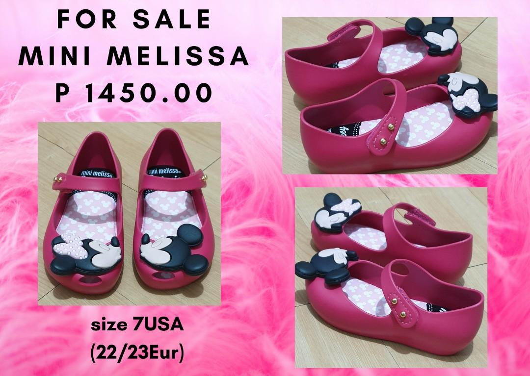 Mini Melissa Shoes, Babies \u0026 Kids