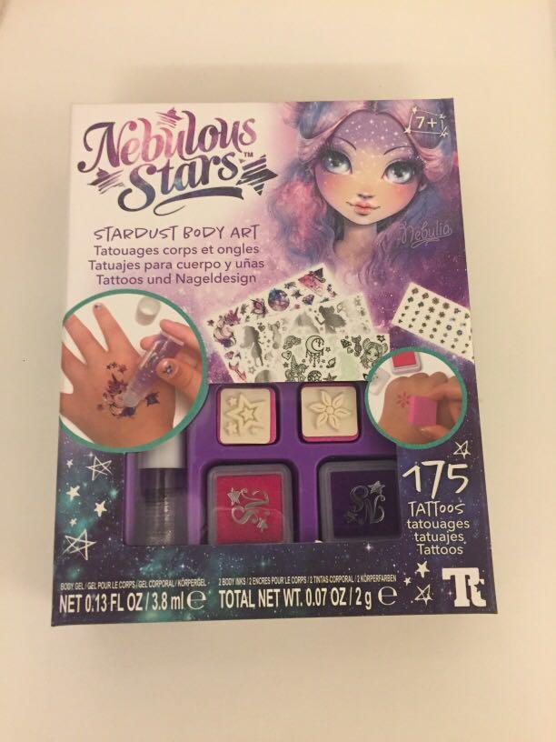 Nebulous Star Stardust Body Art Health Beauty Bath Body On Carousell