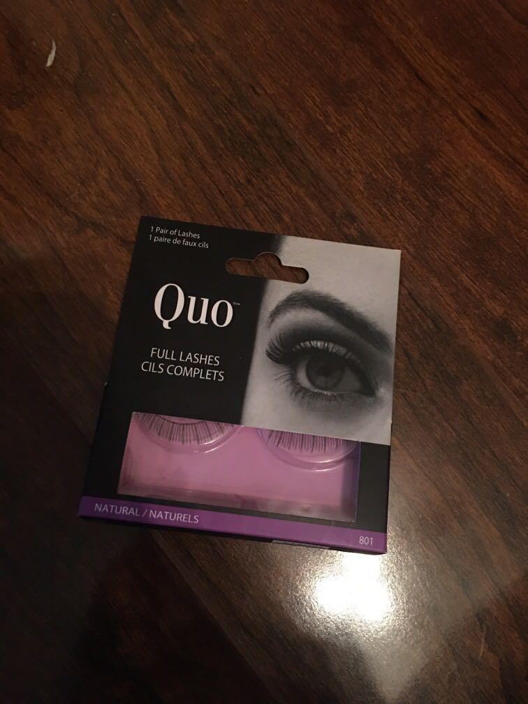 Quo full lashes