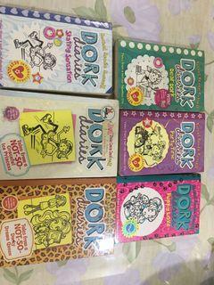 Six Dork Diaries