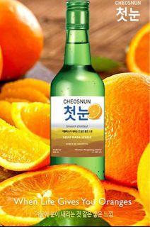 Soju Cheosnun