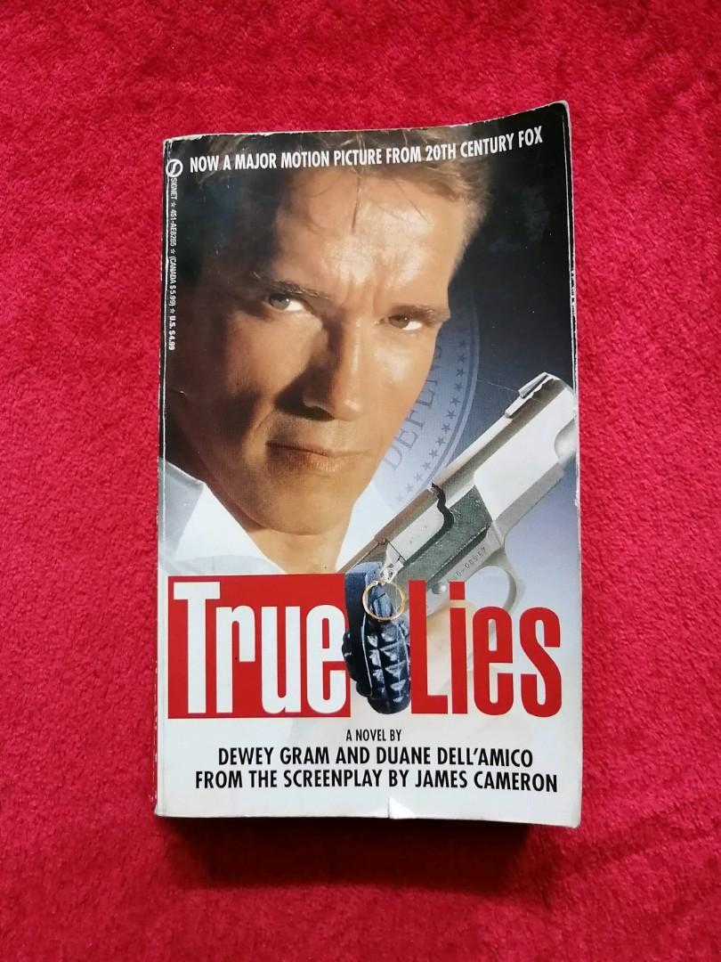 True Lies - Novel