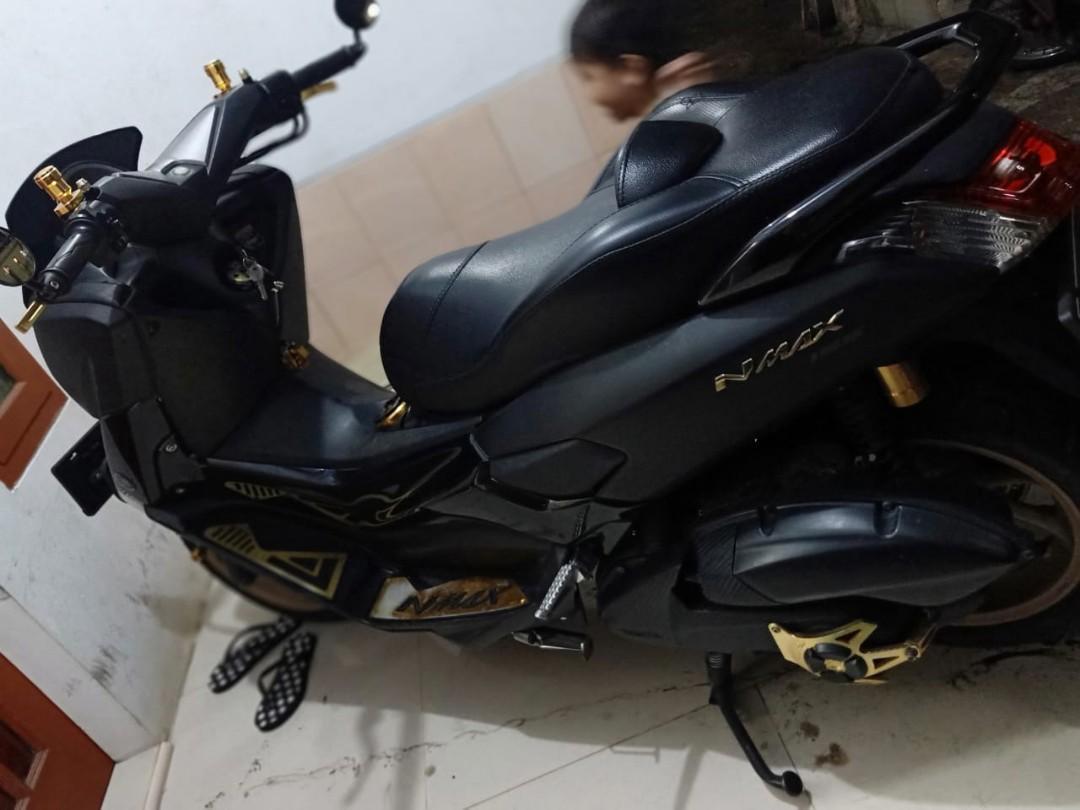 Yamaha  Nmax hitam 2019