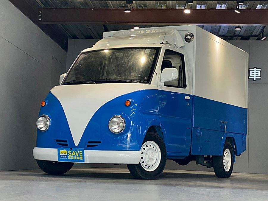 2002年 中華 菱利改胖卡 1.2手排 行動餐車,全都幫你改好了!可正常驗車,讓你省心又省錢!