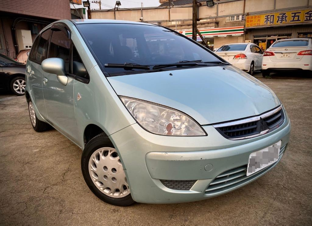 2007年 三菱 COLT Plus 1.6 綠色