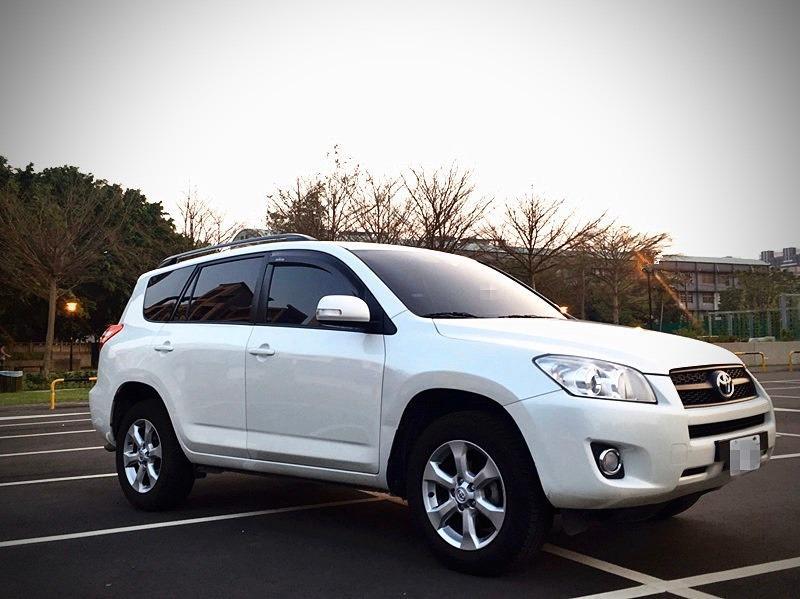 2008年 Toyota RAV4 2.4 白