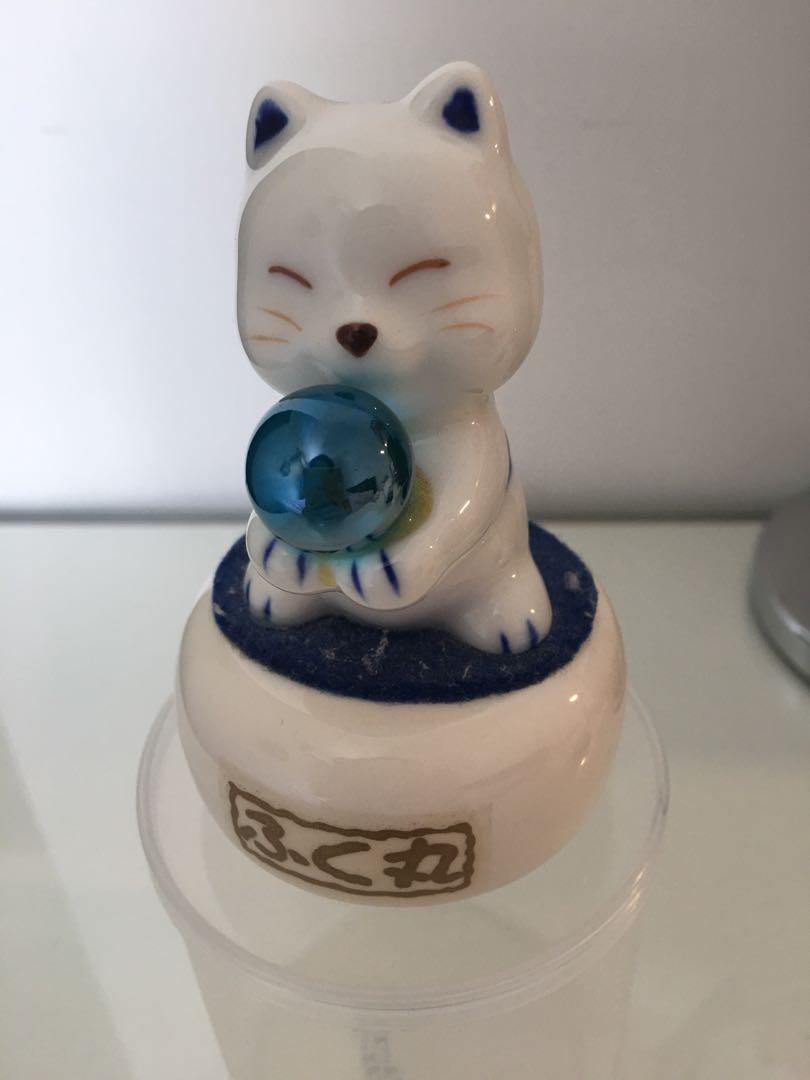 日本小樽可愛小貓🐱音樂盒