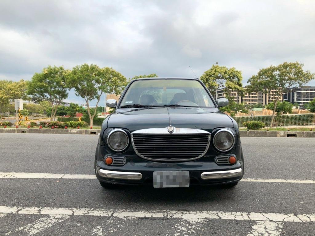 經典浪漫小車 除了外觀有歲月痕跡 其他都很棒 里程跑少少 NT$45,000