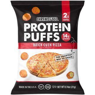 美國 Shrewd Food 低碳高蛋白泡芙 健身 零食 可蝦皮 可面交 全買就送蛋白棒