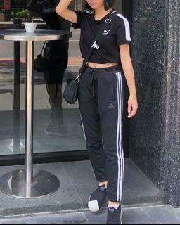 Adidas 三線褲 正品