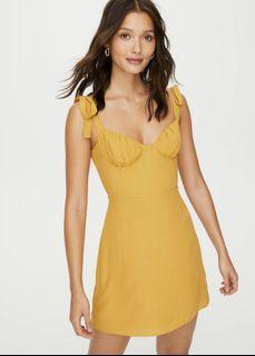 Aritzia Cammy Dress