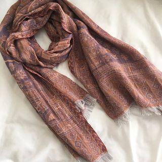 ARITZIA Wilfred Patterned Scarf