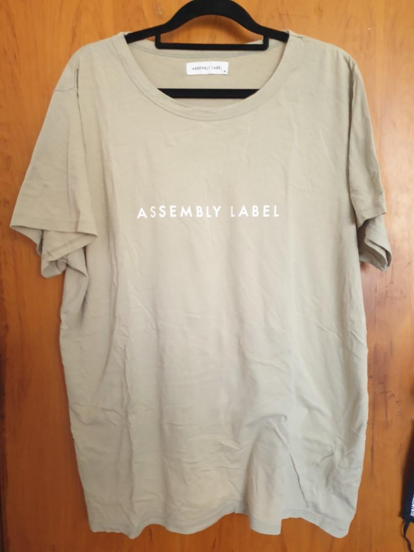 Assembly Label Tshirt