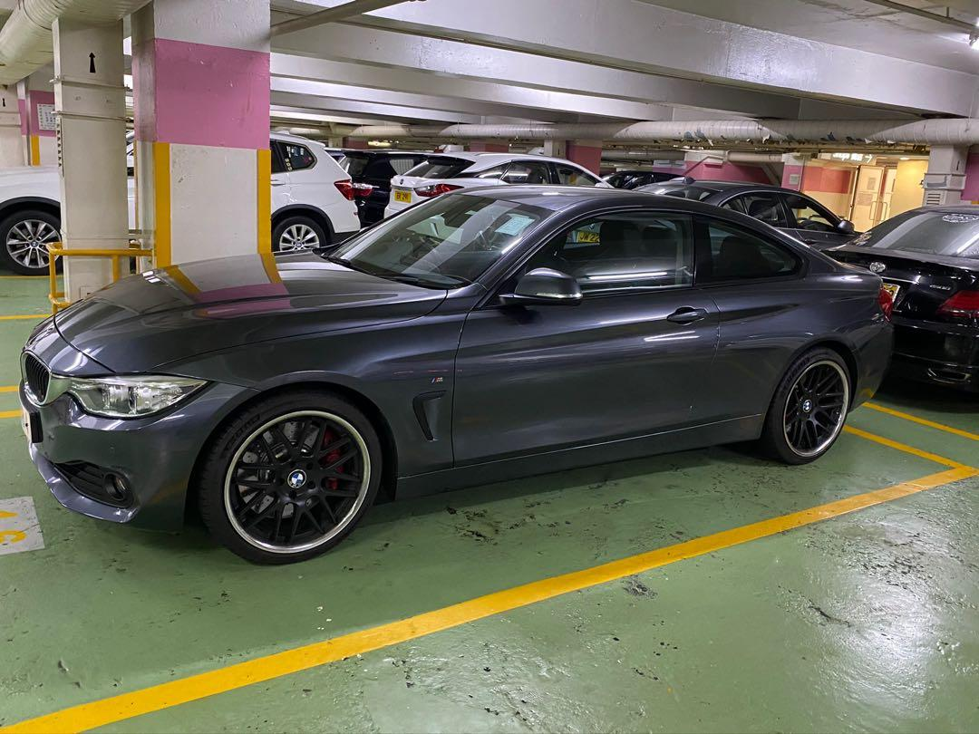 BMW 420i Gran Coupe (A)