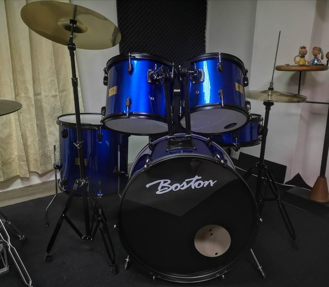 Boston爵士鼓,新品