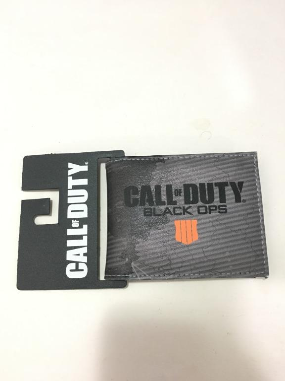 Call Of Duty Black Ops COD Wallet