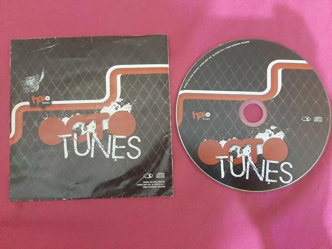 CD Music Hai Octo Tunes