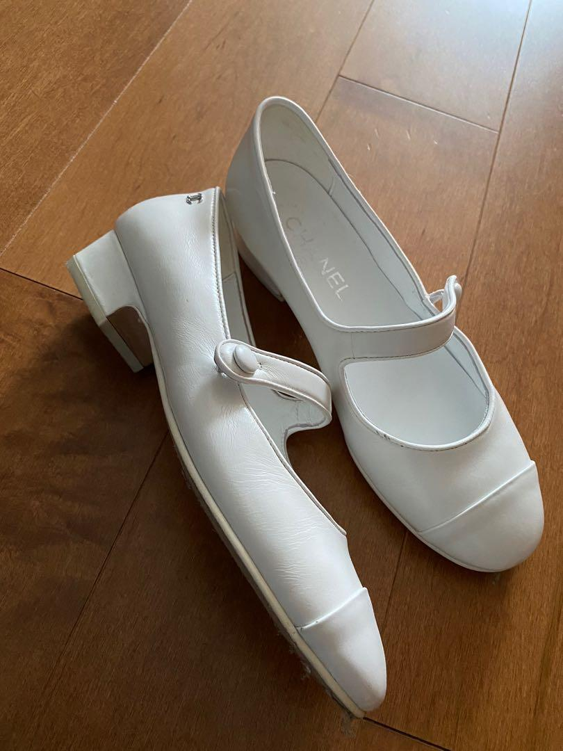 Chanel Maryjane shoes size 7