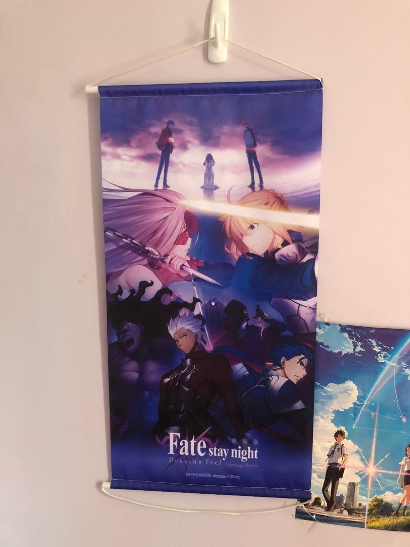 Fate hf 掛畫 掛布