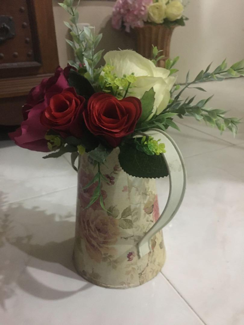 Floral Arrangements Design Craft Craft Supplies Tools On Carousell