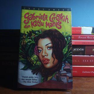 Gabriela, Cengkih, dan Kayu Manis - Jorge Amado