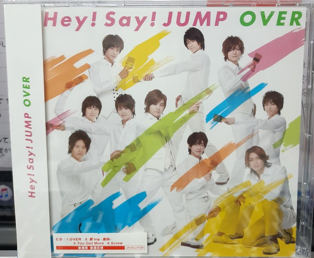 Hey!Say!JUMP OVER台版