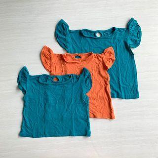 Kaos Anak size 1Y dan 2Y