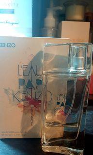 Reprice!! Authentic L'eau Par Kenzo Wild Edition edt