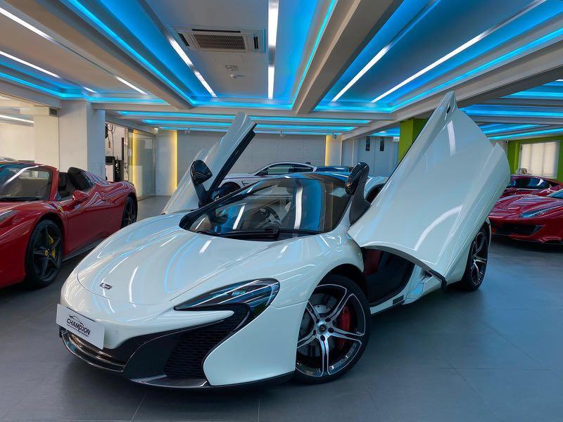 McLaren 625 C Auto