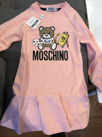 Moschino Style Dress 2T