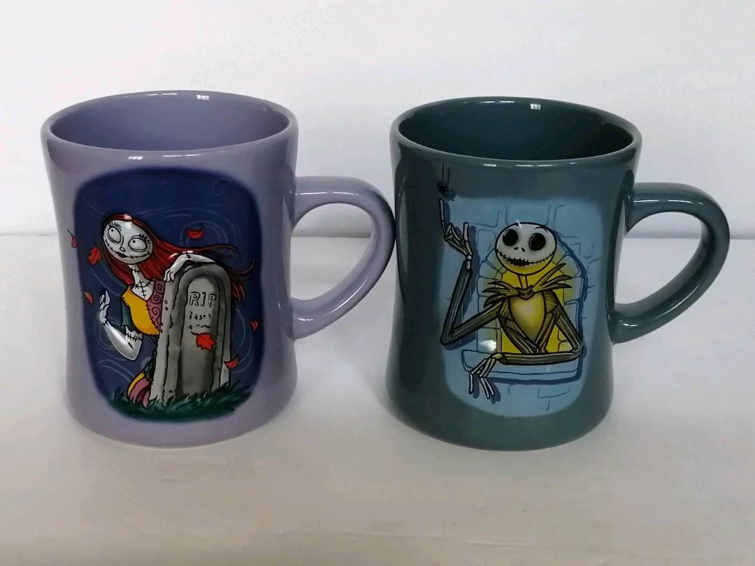Nightmare Before Xmas large mugs