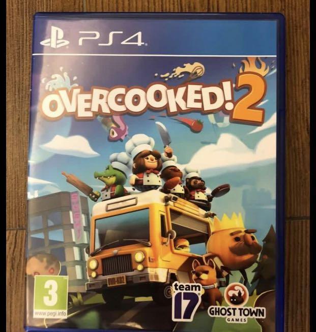 Overcook 2