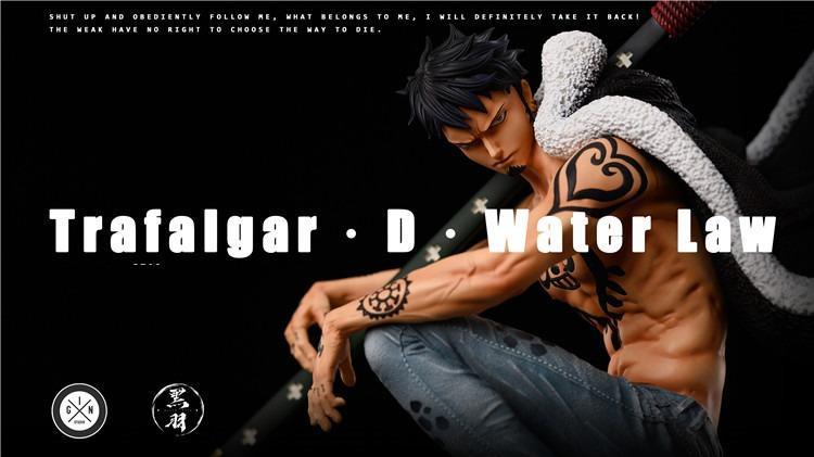 [PO]ONE PIECE: TRAFALGAR D. WATER LAW STATUE FIGURE