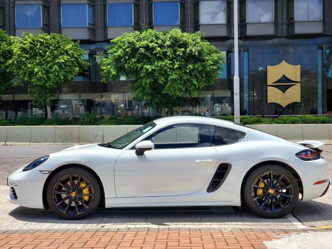 Porsche Cayman (M)