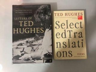 Ted Hughes bundle