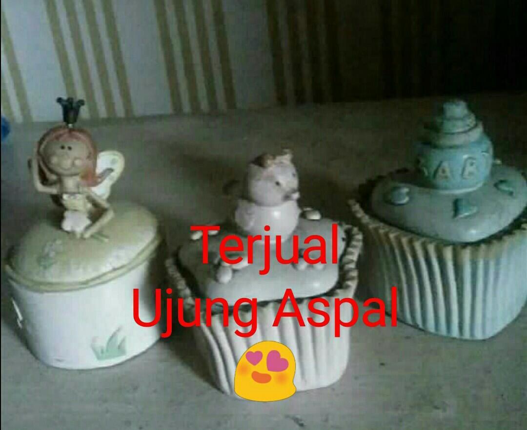 TESTIMONI~TERJUAL Pajangan Keramik