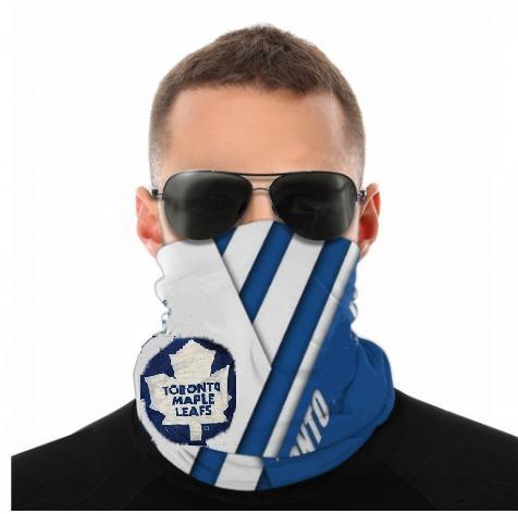 Toronto Maple Leafs Unisex Multi-functional Head Wrap/Bandana/Mask/Head Tube