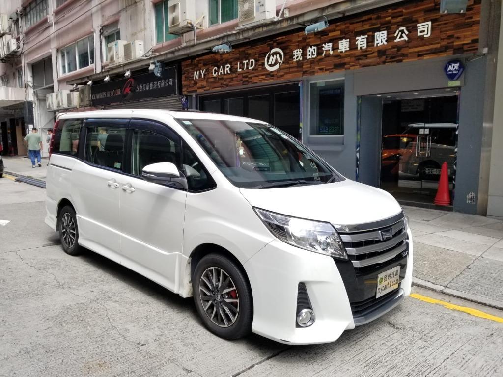Toyota Noah DELUXE Auto