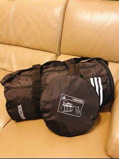 全新愛迪達、UA休閒側背包,收納方便簡單 Item new
