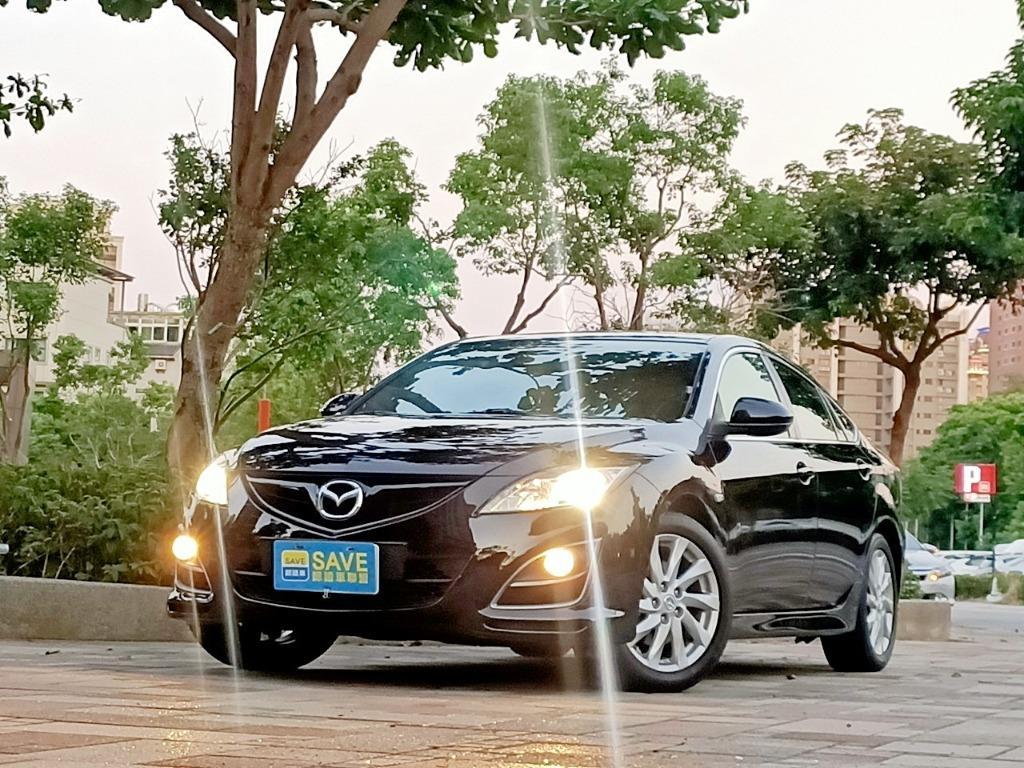 新車價120萬 2011年 MAZDA 6 2.5S 有認證有一年保固 有工作自備3500元 開回家 內外新車況包滿意