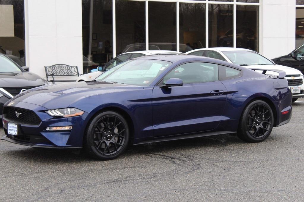 17/18式 終極 Ford Mustang 2.3 EcoBoost Premium套件