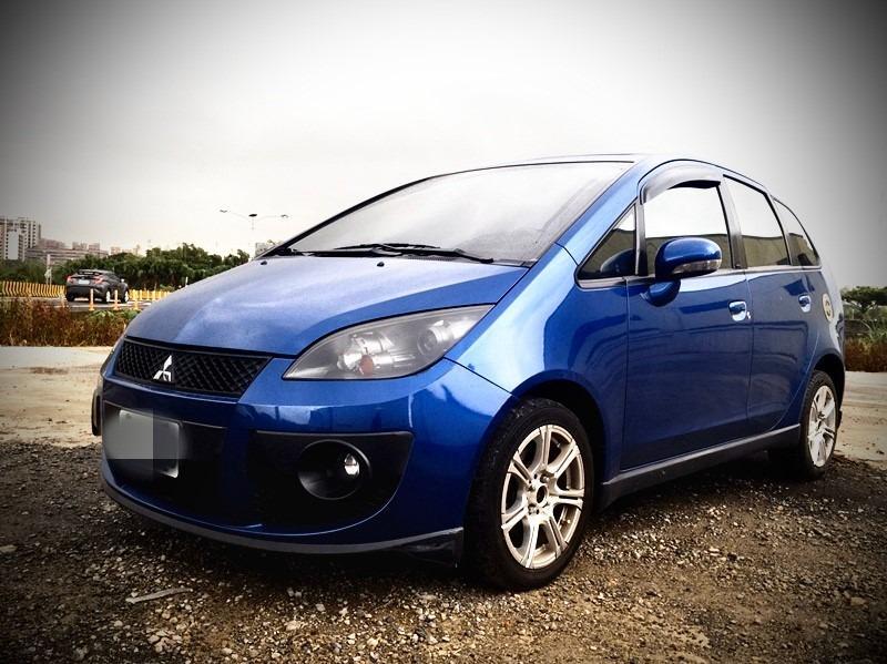 2011年 三菱Coltplus 1.6 藍色