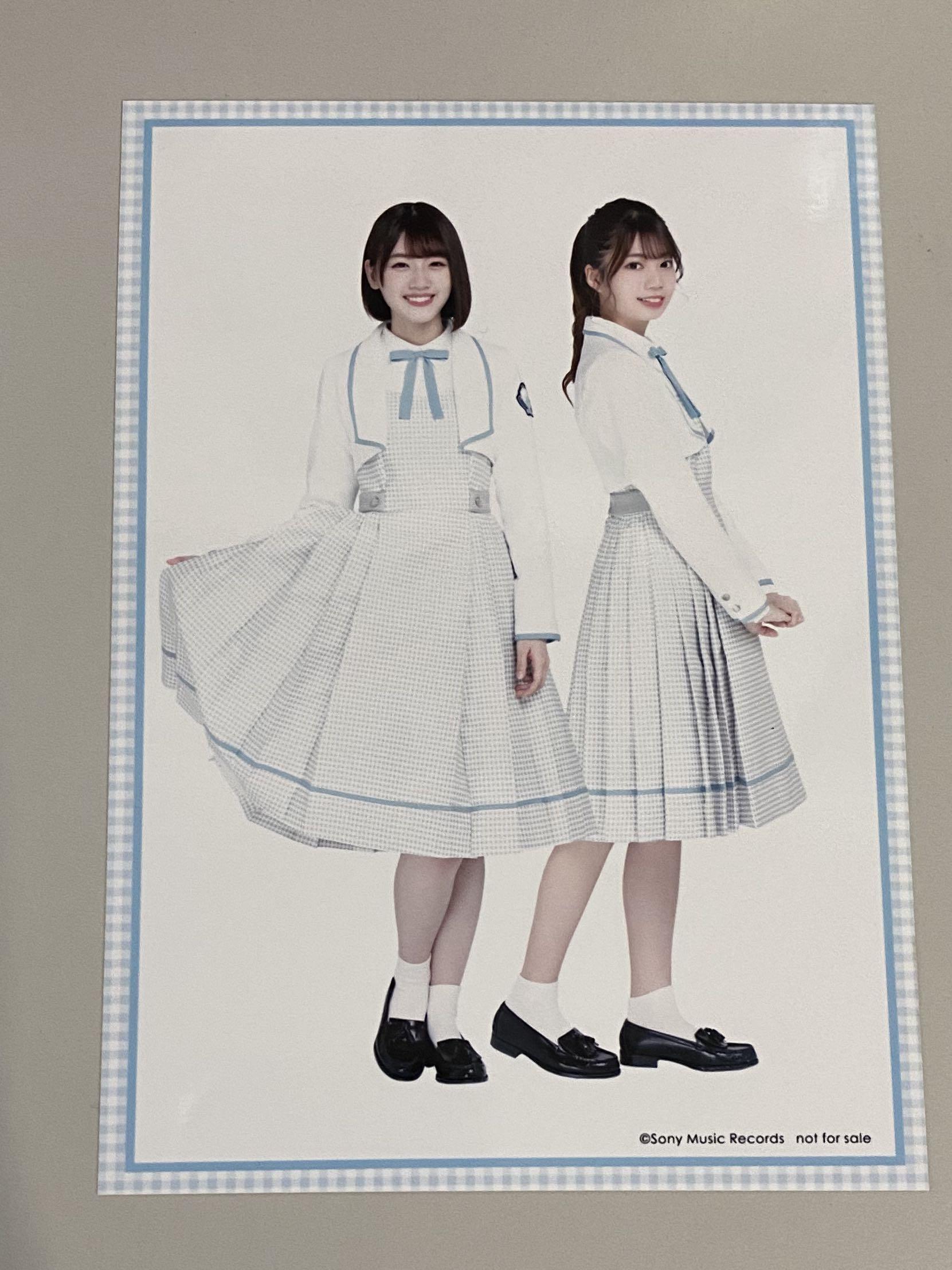日向坂46 佐々木美玲 高本彩花 HMV 特典
