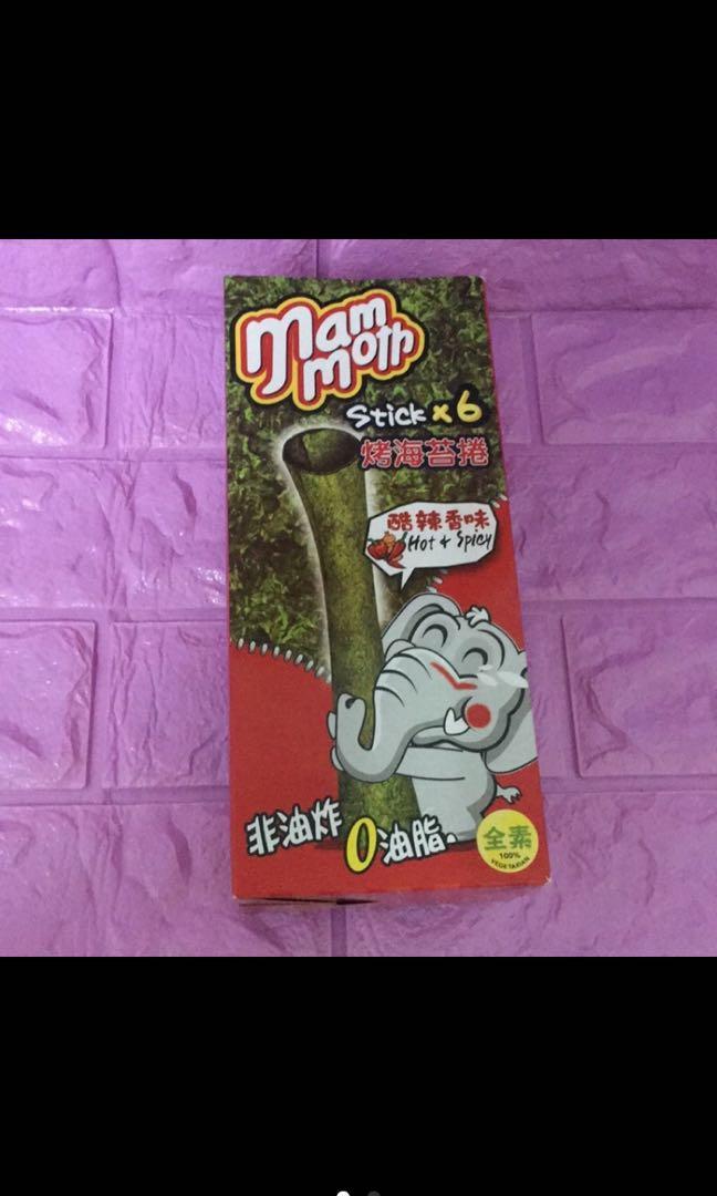 象泰式烤海苔-酷辣香味