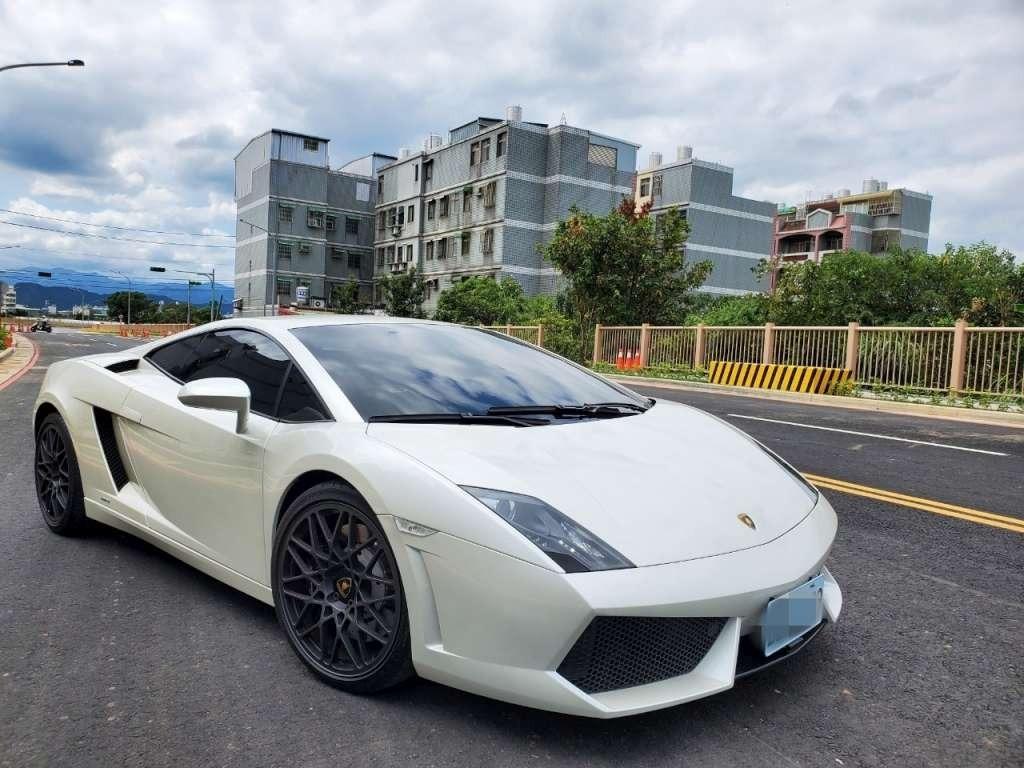 [出售] 2009年 Lamborghini 藍寶堅尼 LP560-4 可認證 可配合貸款 租賃