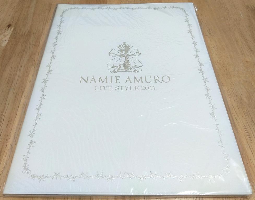 安室奈美恵 / 安室奈美惠 / Namie Amuro / 時尚一派 / SUITE CHIC - NAMIE AMURO LIVE STYLE 2011 場刊 #stayhomeandwin