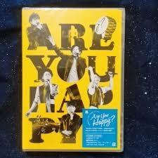 arashi are you happy 日台 通常 blu ray dvd