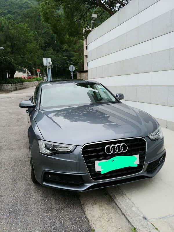 Audi A5 A5 Sports Back 1.8 Auto