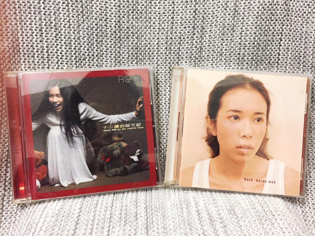 致青春~~華語流行CD 莫文蔚 12樓的莫文蔚/ back回家