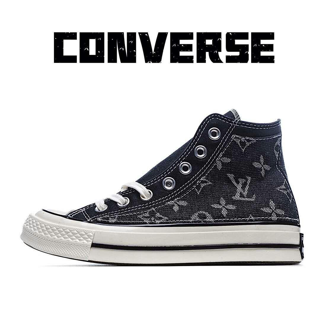 CONVERSE X Louis Vuitton